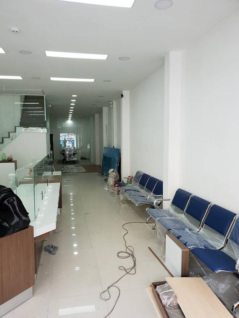 cải tạo sửa chữa văn phòng