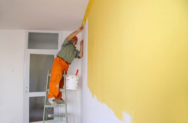 Dịch vụ sơn nhà giá rẻ ở đâu tốt, uy tín?