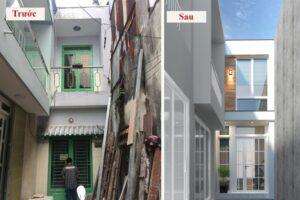 Điểm qua một số phương án cải tạo nhà phố được ưa chuộng nhất