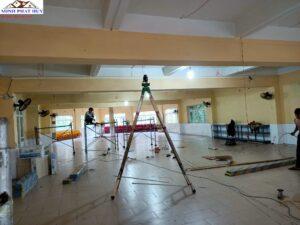 Cải tạo trần nhà đã xuống cấp