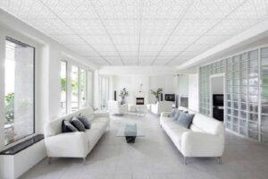 Cải tạo trần nhà cũ